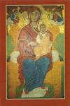 Σύναξη της Παναγίας της Παραβουνιώτισσας στην Ερέτρια