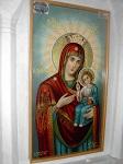 Παναγία η Βοήθεια (Από τον ιερό ναό Αγίου Ανθίμου)