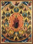 Σύναξη των Αγιορειτών Πατέρων - 18ος αι. μ.Χ. -  Πρωτάτο, Άγιον Όρος