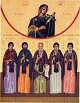 Αγιοι Πέντε Οσιομάρτυρες Λειψών