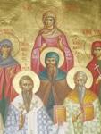 Μνήμη Οικογένειας Μεγάλου Βασιλείου