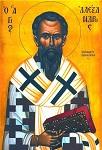 Άγιος Αλέξανδρος επίσκοπος Αμαθούντος
