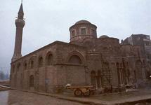 Σύναξη της Παναγίας του Λιβός στην Κωνσταντινούπολη