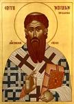 Άγιος Ευστάθιος ο Α', Αρχιεπίσκοπος Ζερβών