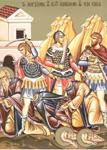Άγιοι Τριάντα Οκτώ Πατέρες εν Σινά αναιρεθέντες