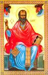 Όσιος Ιωσήφ ο ηγιασμένος ο Σαμάκος
