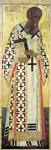 Άγιος Γρηγόριος ο Θεολόγος - Αντρέι Ρουμπλιόβ, 1408 μ.Χ.
