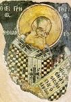 Άγιος Γρηγόριος ο Θεολόγος - β' τέταρτο 18ου αι. μ.Χ. - Mονή Σίμωνος Πέτρας, Άγιον Όρος