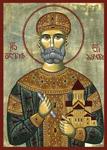Άγιος Δαυίδ βασιλεύς της Γεωργίας