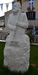 Δημήτρης Αντ. Βλάσης - Ο την αγίαν Εικόνα θεόθεν κινούμενος ευρών, Ιερός Ναός Αγίας Τριάδος - Αγίου Ιωάννη, Φαλατάδος - Τήνος