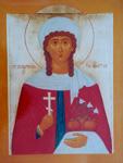 Άγιοι Δωροθέα και Θεόφιλος οι Μάρτυρες εν Καισαρεία