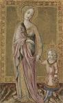 Η Aγία Δωροθέα με το αγγελούδι