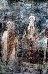 Παράσταση των θυγατέρων του μεγάλου δούκα Γιαροσλάβ Α' στον Καθεδρικό της Αγίας Σοφίας του Κιέβου (11ος αιώνας μ.Χ.). Η Οσία Άννα είναι πιθανότατα η νεότερη. Οι άλλες αδελφές είναι η Αναστασία σύζυγος του Ανδρέα Α' της Ουγγαρίας, η Ελισάβετ σύζυγος του Χάραλντ Γ' της Νορβηγίας και η Αγαθή σύζυγος του Εδουάρδου