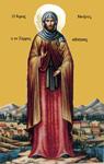 Άγιος Νικήτας ο νέος Ιερομάρτυρας