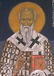 Άγιος Ευστάθιος<br />Αρχιεπίσκοπος Αντιοχείας<br />της Μεγάλης