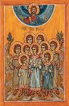 Άγιοι Εννέα Μάρτυρες της Κολά εν Γεωργία