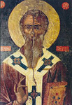 Άγιος Αρίστων ο θαυματουργός, επίσκοπος Αρσινόης Κύπρου