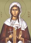 Αγία Φωτεινή η Μεγαλομάρτυς η Σαμαρείτιδα