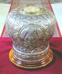 Η κάρα του Αγίου Νικόλαου του Πλανά