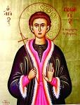 Άγιος Γεώργιος ο Νεομάρτυρας εκ Ραψάνης