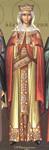 Αγία Δροσίδα και των συν αυτη πέντε Παρθένων