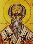 Άγιος Παρθένιος ο Γ (ή Παρθενάκης) Πατριάρχης Κωνσταντινούπολης