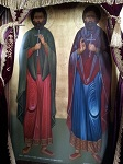 Άγιοι Ιωνάς και Βαραχήσιος