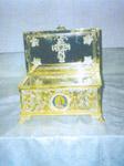 Η λειψανοθήκη της Αγίας Αργυρής