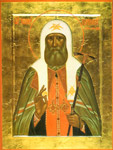 Άγιος Τύχων Πατριάρχης Μόσχας