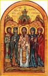 Άγιοι Μάρτυρες οι εν Καμπτακούια της Γεωργίας μαρτυρήσαντες