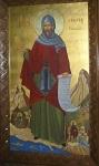 Προσκυνητάρι του Αγίου Ακακίου στην Ι. Μονή Αγ. Νεκταρίου Γαργηττού Αγ. Παρασκευής