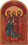 Άγιος Σούκιος ο Μάρτυρας και οι συν αυτώ δέκα εννέα Μάρτυρες