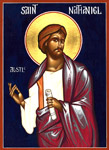 Άγιος Ναθαναήλ ο Απόστολος