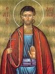 Άγιος Δούκας ο ράπτης από τη Μυτιλήνη