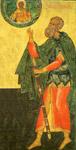 Άγιος Σάββας ο Στρατηλάτης, ο Γότθος