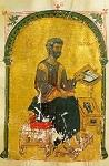 Άγιος Μάρκος ο Απόστολος και Ευαγγελιστής (Eυαγγέλιο) - 1337 μ.Χ., 1360 μ.Χ. - Mονή Xιλανδαρίου, Άγιον Όρος