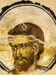 Άγιος Μάρκος ο Απόστολος και Ευαγγελιστής - γύρω στα 1170-1180 μ.Χ. - Mονή Bατοπαιδίου, Άγιον Όρος