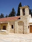 Η μοναδική εκκλησία στον κόσμο η οποία είναι αφιερωμένη στον Άγιο Καλανδίωνα