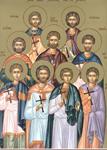 Άγιοι Εννέα Μάρτυρες εν Κυζίκω