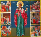 Ανακομιδή των Ιερών Λειψάνων της Αγίας Αργυρής