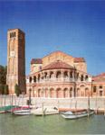Ο Ναός της Παναγίας και του Αγίου Δονάτου στο νησί Μουράνο της Βενετίας