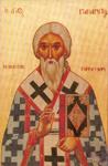 Άγιος Πανάρετος Αρχιεπίσκοπος Πάφου