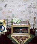 Φωτογραφία από την ανακήρυξη της Γερόντισσας Σοφίας σε Αγία τον Νοέμβριο του 2011 μ.Χ.