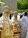 Λιτάνευση των Ιερών Λειψάνων της Οσίας Σοφίας