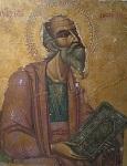 Άγιος Ιωάννης ο Θεολόγος - 18ος αιώνας μ.Χ, Μονή Παναγίας Τοχνίου, Μάνδρες Ἀμμοχώστου