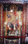 Άγιος Νικόλαος ο εν Βουνένοις (Νωπογραφία 17ος αι. μ.Χ.)