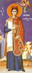 Άγιος Αργύριος ο Επανομίτης ο Νεομάρτυρας