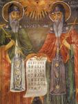 Άγιοι Κύριλλος και Μεθόδιος Φωτιστές των Σλάβων
