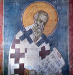 Άγιος Επιφάνιος Επίσκοπος Κωνσταντίας και Αρχιεπίσκοπος Κύπρου