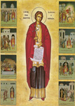 Άγιος Ιωάννης ο Νεομάρτυρας εκ Σερρών